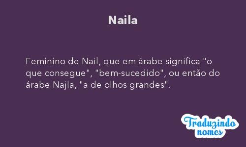 Naila Raboudi